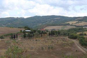 Farmstead in the Apennine hills. (Photo: © Henri Craemer)