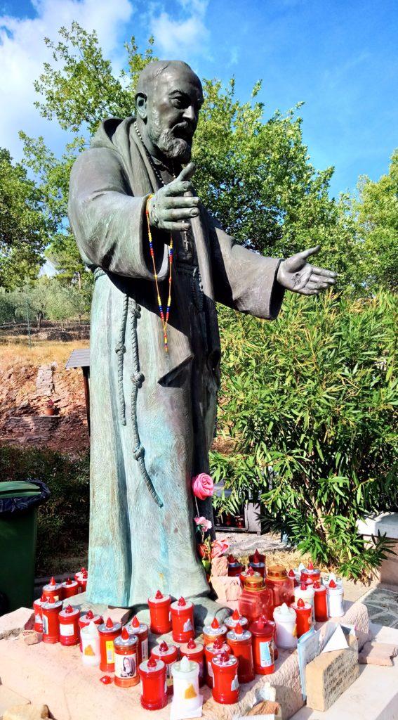 Padre Pio (Photo: © Henri Craemer)