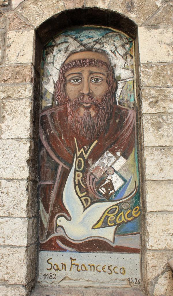 St Francis World Peace – More contemporary view. (Photo: © Henri Craemer)