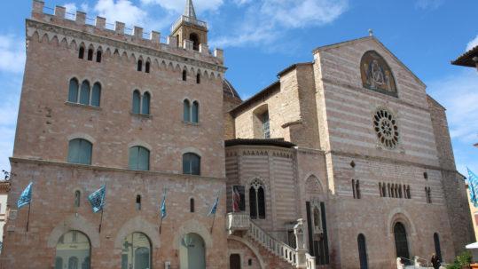 The Museo Capitolare Diocesano and Basilica Cattedrale di San Feliciano (Photo: © Henri Craemer)
