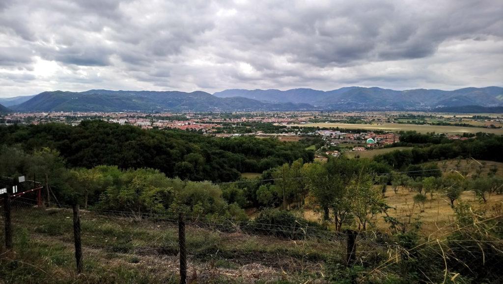 The Rieti plain. (Photo: © Henri Craemer)