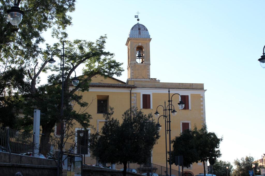 Palazzo Orsini, City Hall of Monterotondo. (Photo: © Henri Craemer)