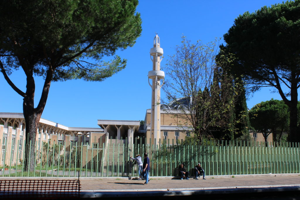 The Mosque of Rome. (Photo: © Henri Craemer)