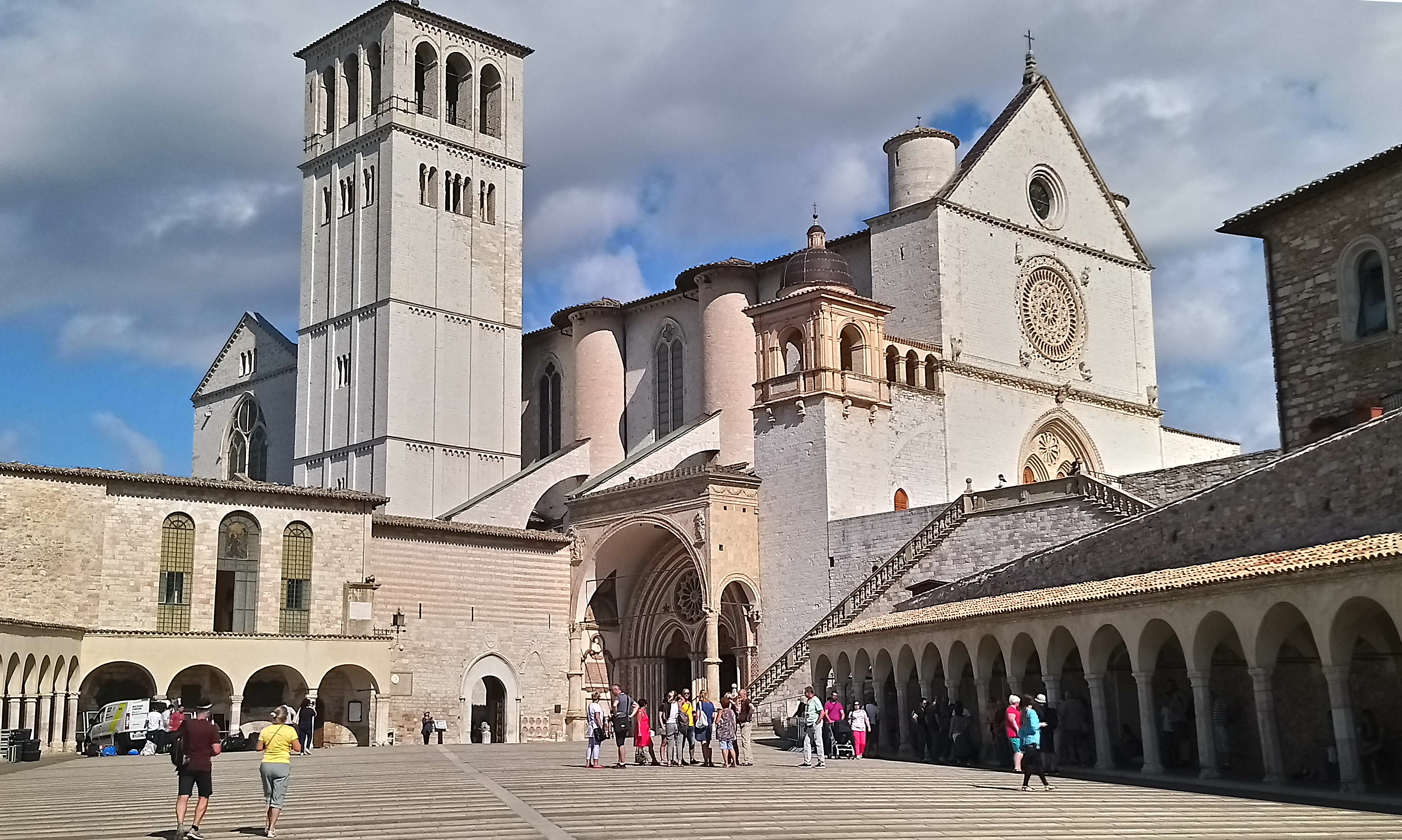 Basilica di San Francesco (Photo: © Henri Craemer)
